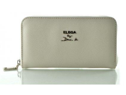 Kožená peněženka ELEGA by Dana M - smetanová